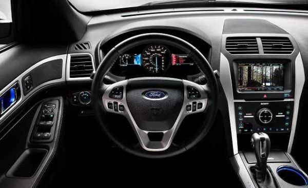 2017 Ford Explorer Best Choice For Smooth Drive On Off Road Ford Reviews