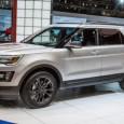 2017 Ford Explorer XLT Sport - Fi