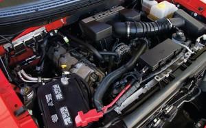 2017 Ford - F 150 Raptor Engine