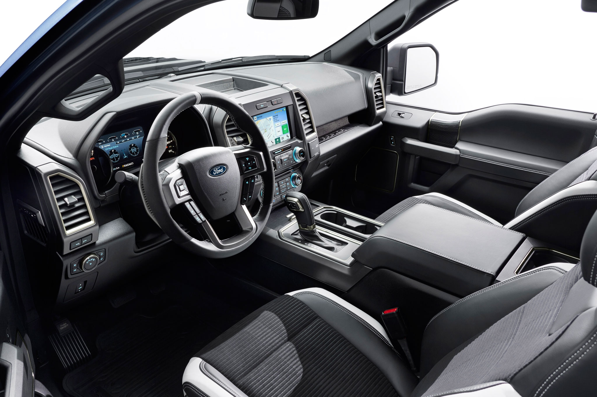 Interior 2017 Ford F 150 Raptor 2016 | 2017 - 2018 Best ...
