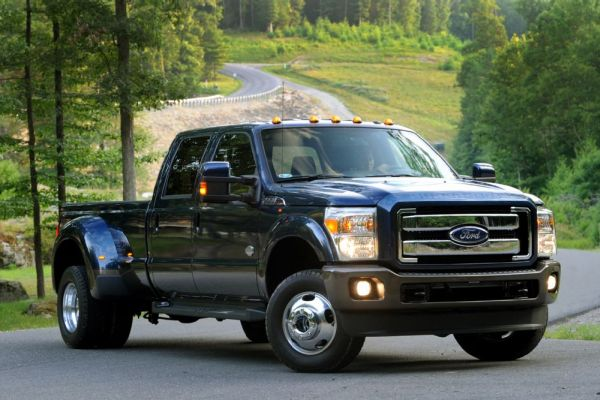 2017 - Ford F350 Super Duty