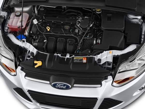 2017 Ford Fiesta Engine