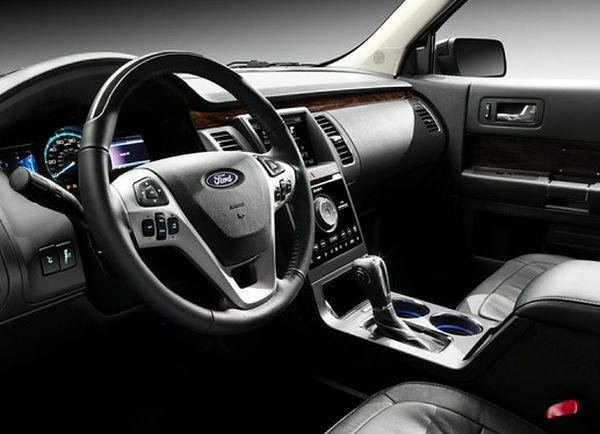2017 - Ford Flex Interior