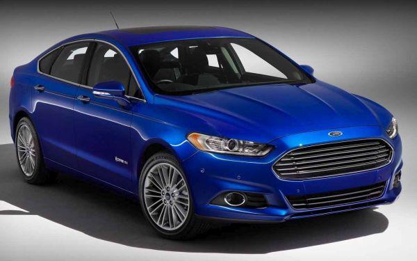 2017 - Ford Fusion Energi