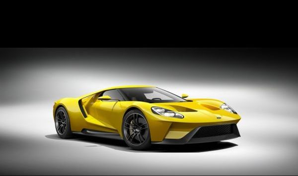 2017 Ford GT Coupe