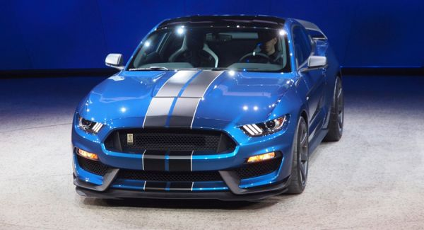 2017 Ford Mustang Shelby Gt 500 Price Specs Review