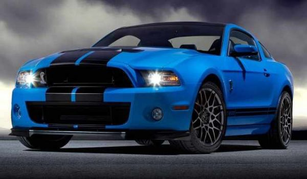2017 - Ford Mustang Shelby GT 500