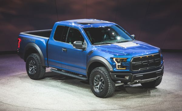 2017 - Ford Raptor