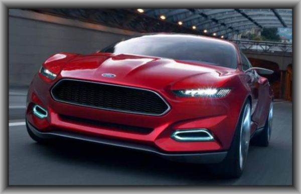 2017 - Ford Thunderbird