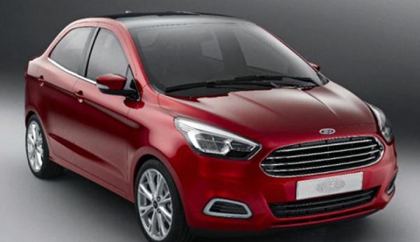 2017 Ford Figo Concept Release Date, Price, Specs