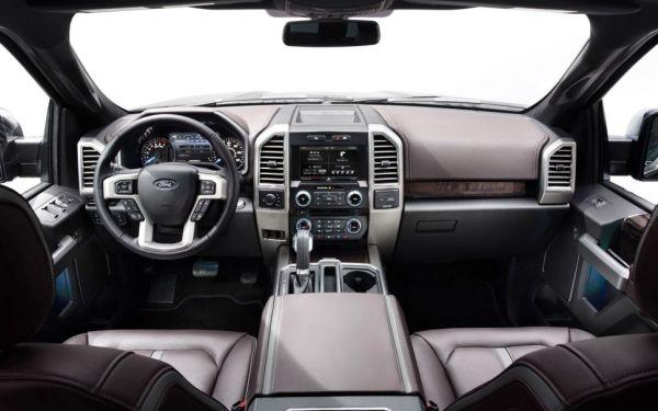 2018 Ford Expedition - Interior