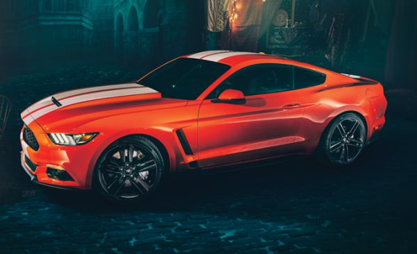 2018 - Ford Mustang