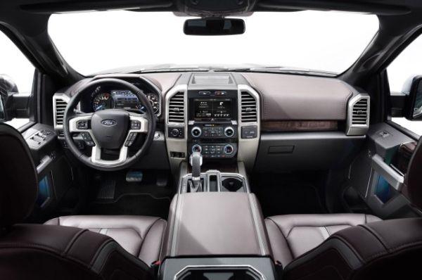 Ford Ranger - Interior