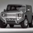 2020 Ford Bronco - FI