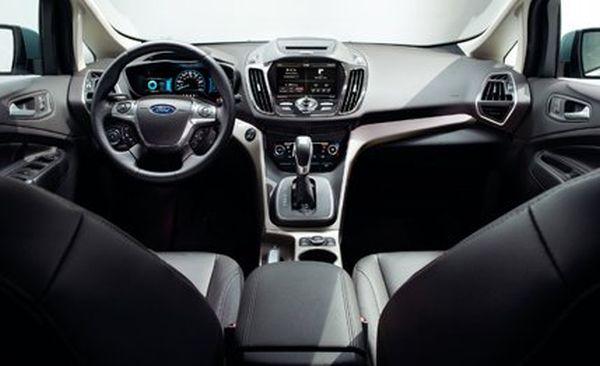 Ford C-MAX Hybrid SEL 2016 - Interior