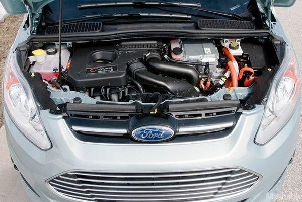 Ford C-Max Energi Engine - 2016