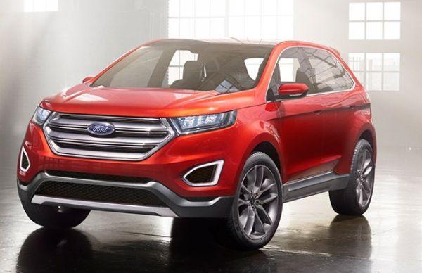 Ford Edge 2017 - Fi