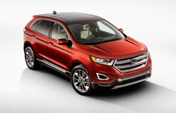 2017 ford edge price release date review. Black Bedroom Furniture Sets. Home Design Ideas