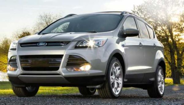 Ford Escape Hybrid 2017