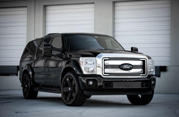 Ford Excursion 2015 - FI