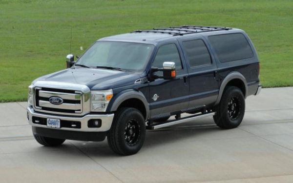 Ford Excursion 2016 - FI