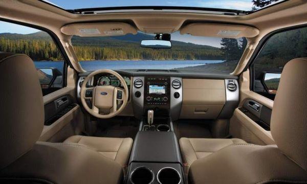 Ford Excursion 2016 - Interior