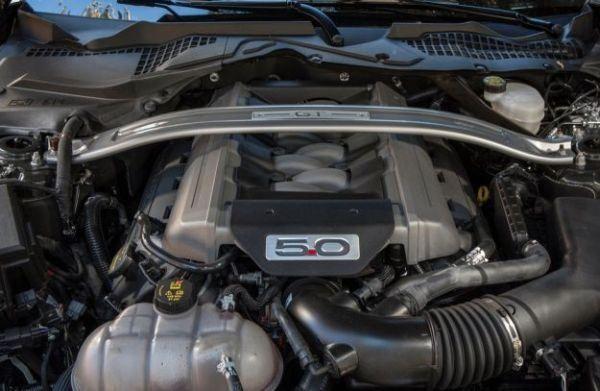 Ford Explorer Sport 2017 - Engine