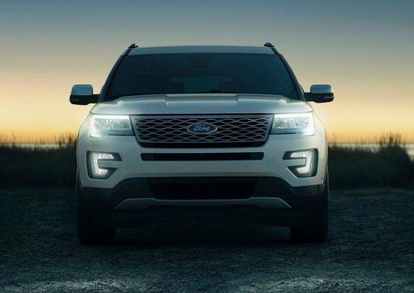 Ford Explorer Sport 2017 - FI