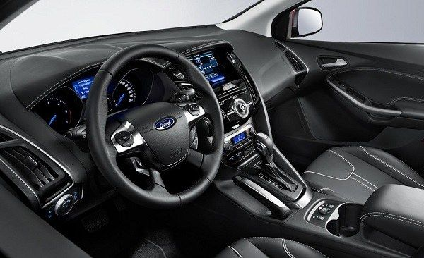 Ford Explorer Sport 2017 - Interior