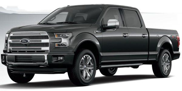 Ford F-150 Platinum 2015 FI