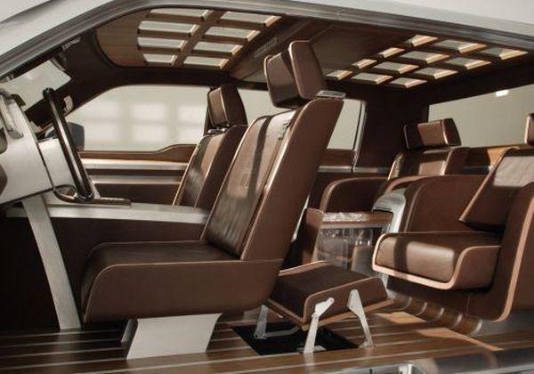 Ford F-250 Super Chief 2016 - Interior