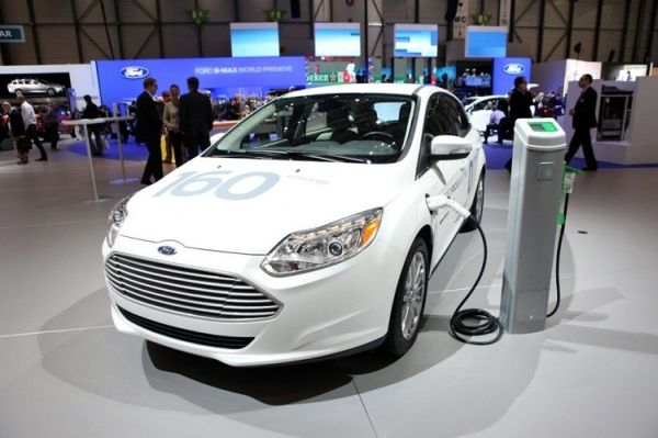 Ford Focus Electric 2016 - FI
