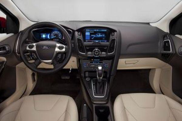 Ford Focus Electric 2016 - Interior