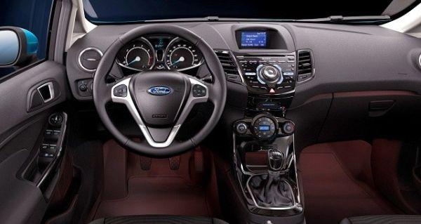Ford Fusion Hybrid 2017 - Interior