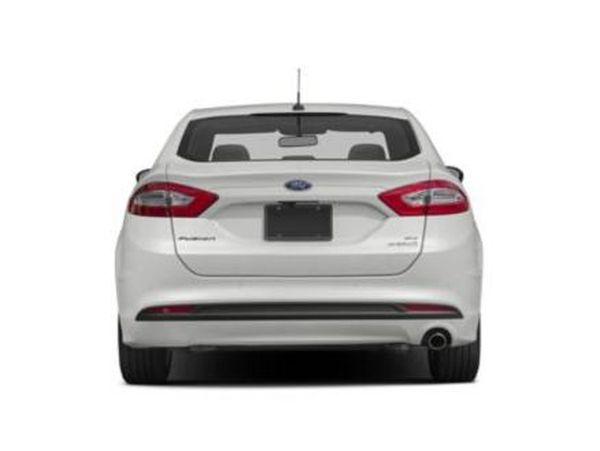Ford Fusion Hybrid SE 2015 - Rear View