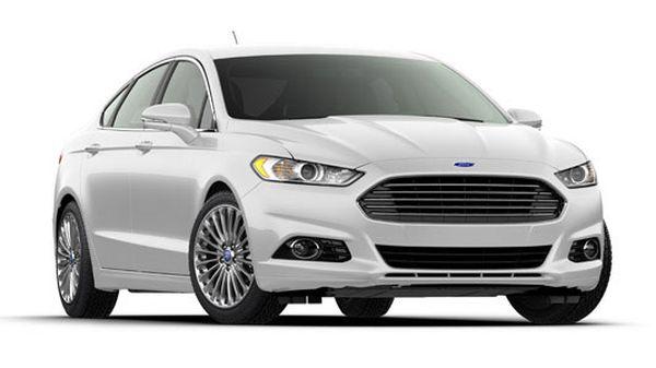 Ford Fusion Hybrid SE 2015