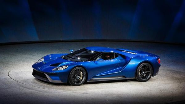 Ford GT 2018