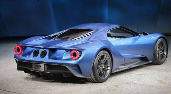 2018 Ford GT Price, Specs, Release Date
