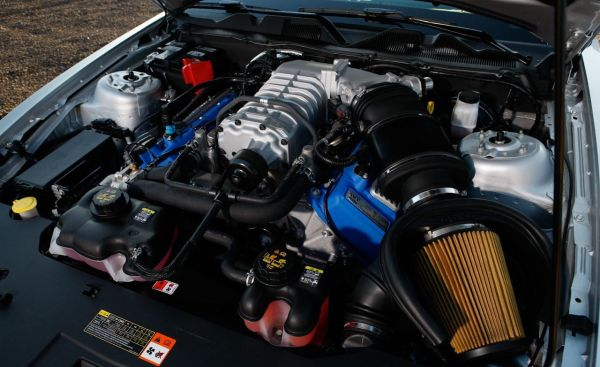 Ford Mustang Shelby GT500 2015 - Engine