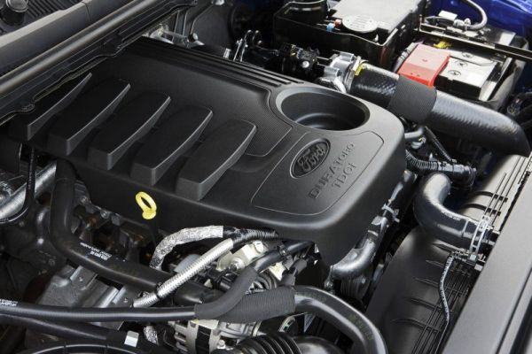 Ford Ranger Wildtrak 2016 - Engine