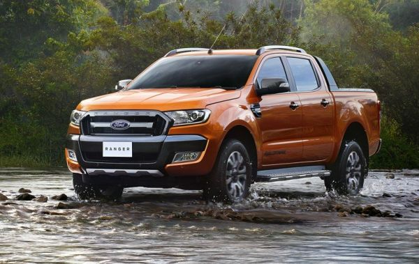 Ford Ranger Wildtrak 2016 - FI