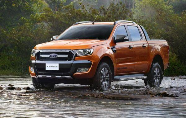 Ford Ranger Wildtrak 2016 - FI
