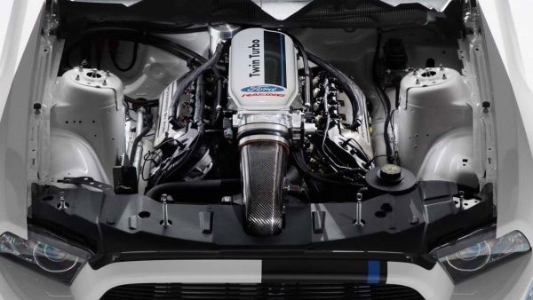 Ford Shelby GT350 2015 - Engine