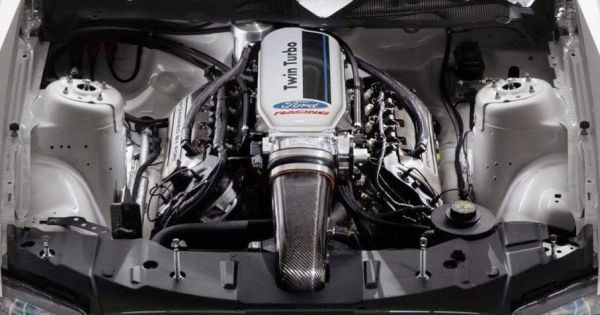 Ford Shelby Mustang GT500 2016 - Engine