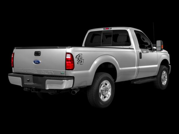 Ford Super Duty F-250 SRW 2016 - Side and Rear View