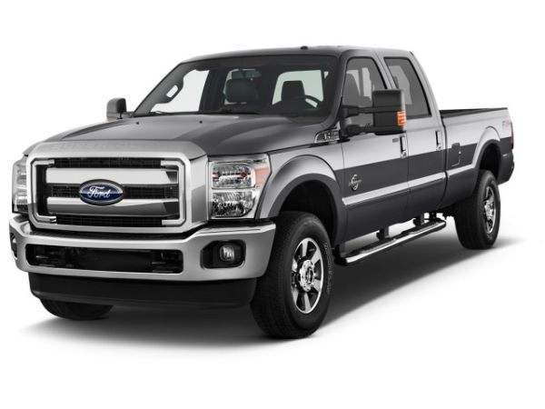 Ford Super Duty F-350 DRW 2015 - FI