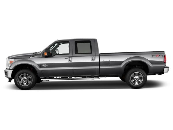 Ford Super Duty F-350 DRW 2015 - Side View