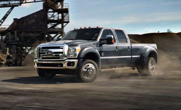 Ford Super Duty Truck 2015 - FI