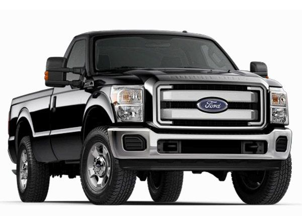 Ford Super Duty Truck 2015