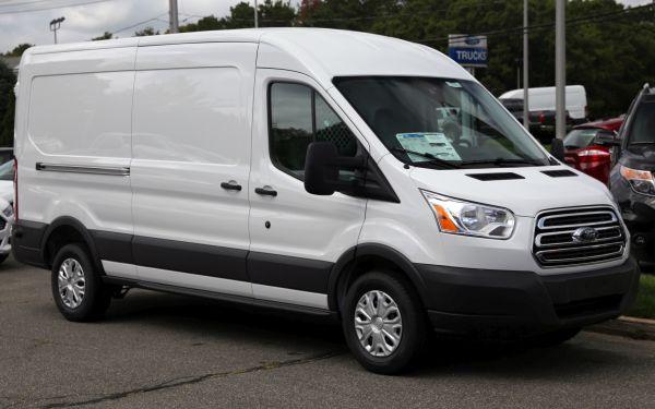 Ford Transit-250  2015